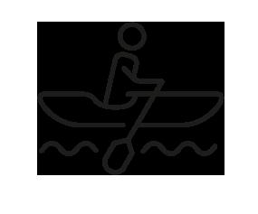 picto canoe