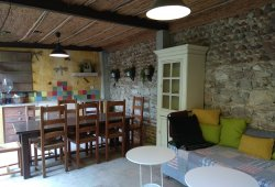 meublé de tourisme flamands roses Envie de Sud à Vauvert pour 2/4 personnes